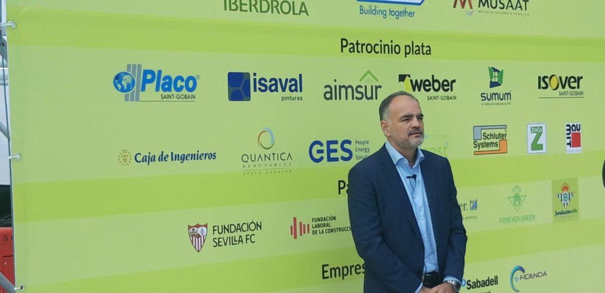 Santiago Vallejo abre la jornada dedicada a Isaval y a la construcción ecosostenible en Rehabilitaverde 2021