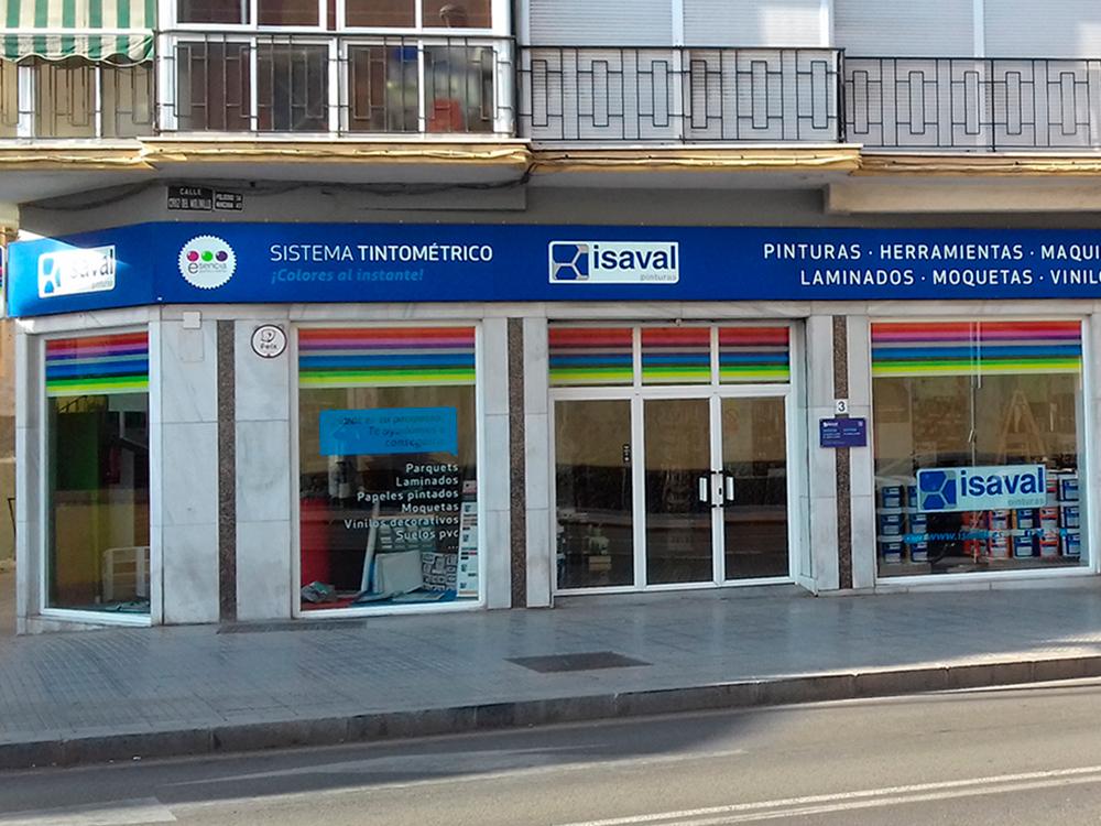 Isaval m laga centro isaval - Pinturas y revestimientos ...