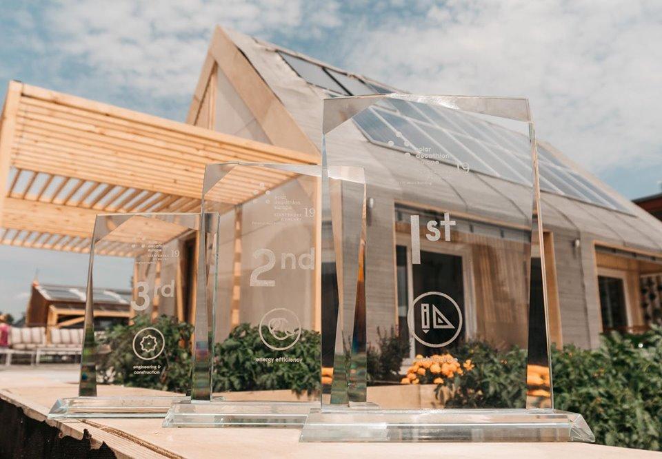Solar Decathlon UPV - Isaval innovación