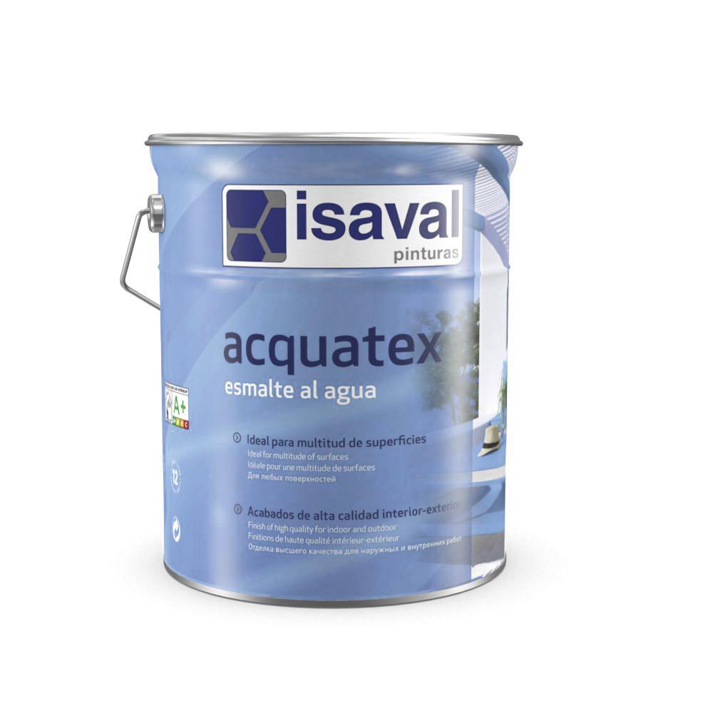 Acquatex acrylique base aqueuse isaval for Peinture 100 acrylique exterieur