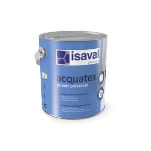 Acquatex Primer universal. Imprimación polivalente de Pinturas Isaval