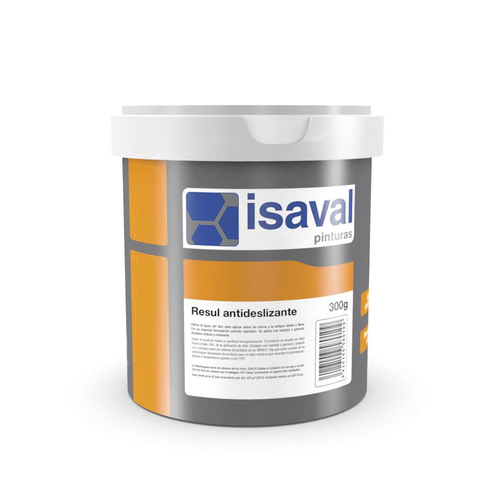 Resul aditivo antideslizante de Pinturas Isaval