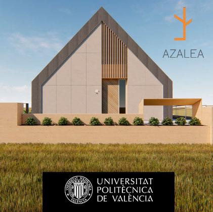 Patrocinio proyecto Azalea UPV – Solar Decathlon Europe 2019