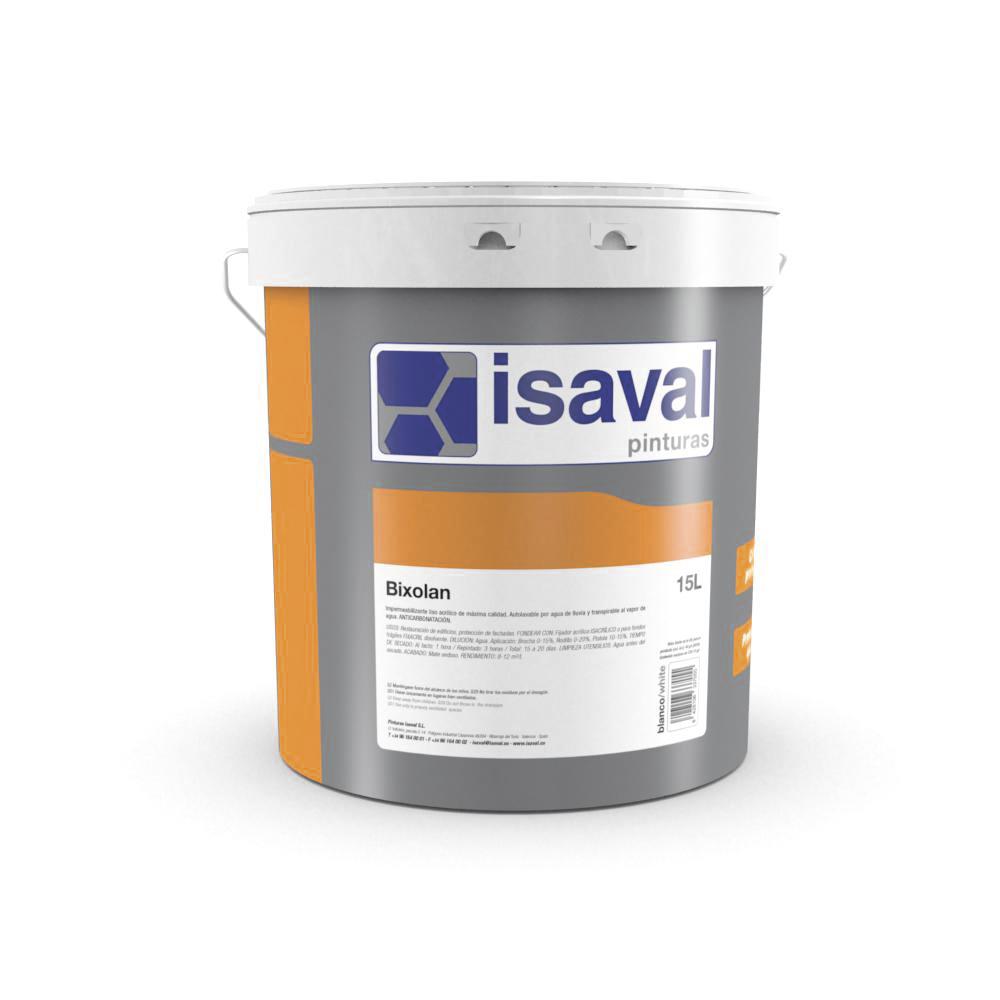 resina silicona Pinturas Isaval