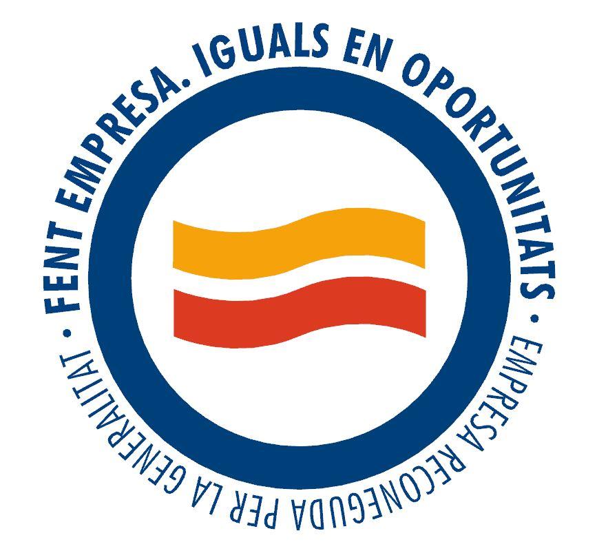 Isaval, marca de excelencia con el sello «Fent Empresa. Iguals en Oportunitats»