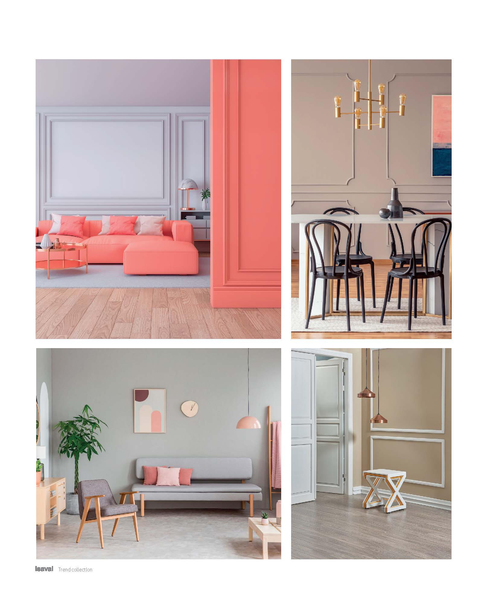 Velvet collection - PYC 2020 - Trend Pinturas Isaval