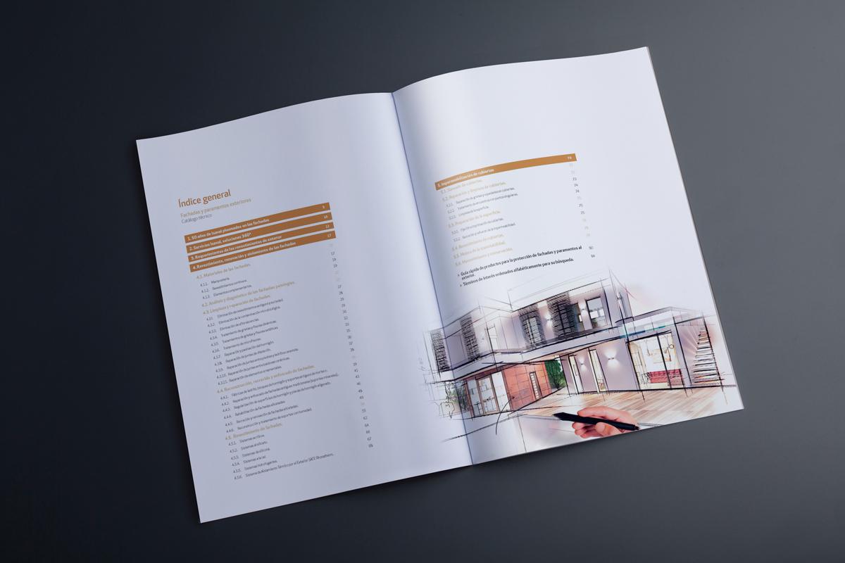 contenidos catálogo isaval fachadas