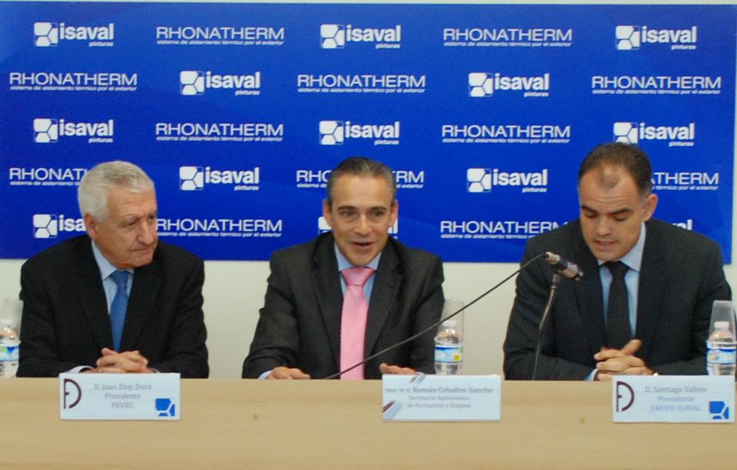FEVEC e Isaval lanzan el decálogo de la rehabilitación energética.