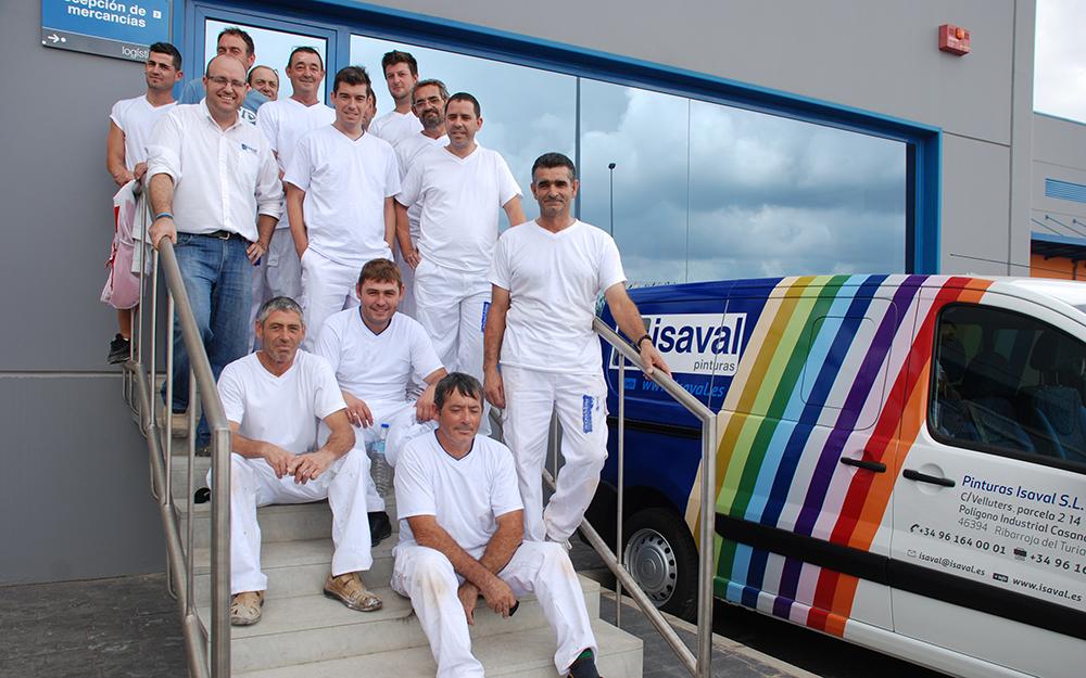 Isaval apuesta por la formación a clientes y empleados.