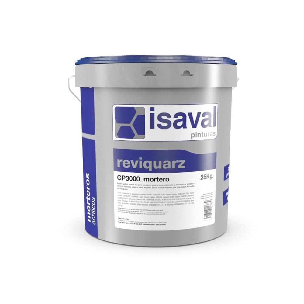 Reviquarz GP 3000 Base. Pasta acrílica al uso. Pinturas Isaval
