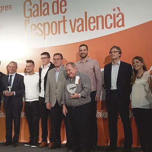 """Premios de """"l'esport Valencià"""""""