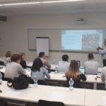 Presentacion Francisco Vallejo sobre la función comercial EMBA EDEM en Pinturas Isaval