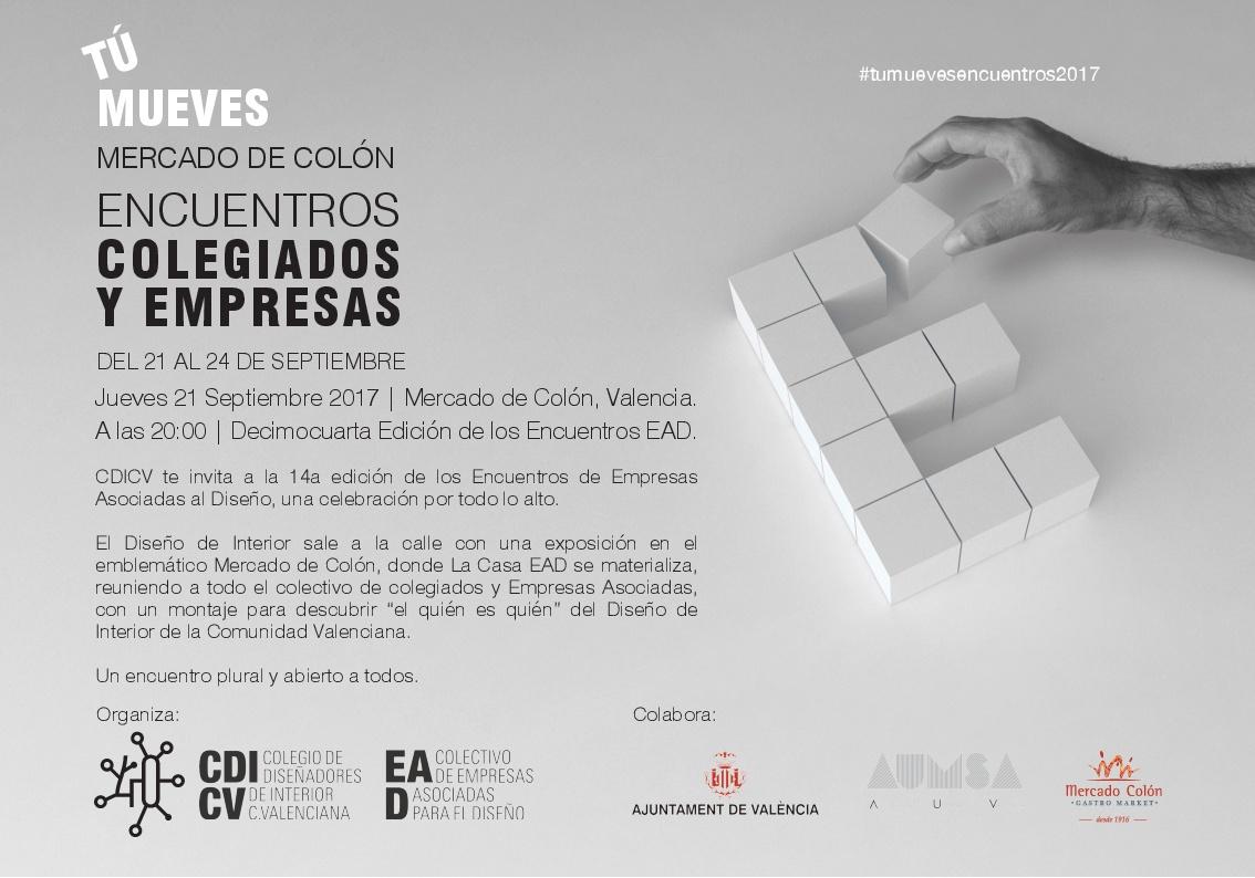 Pinturas Isaval presente en los encuentros del colectivo EAD, CDICV.