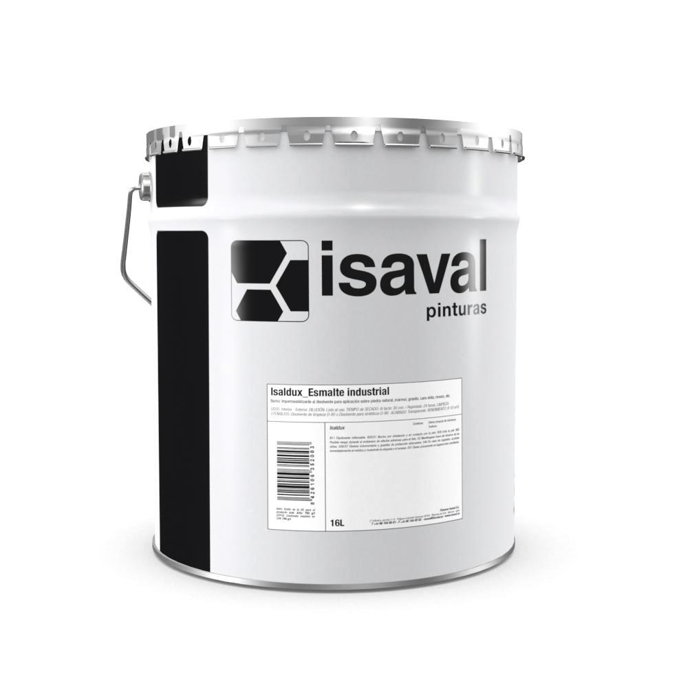 Isaldux Esmalte industrial. Esmalte altas prestaciones de Pinturas Isaval