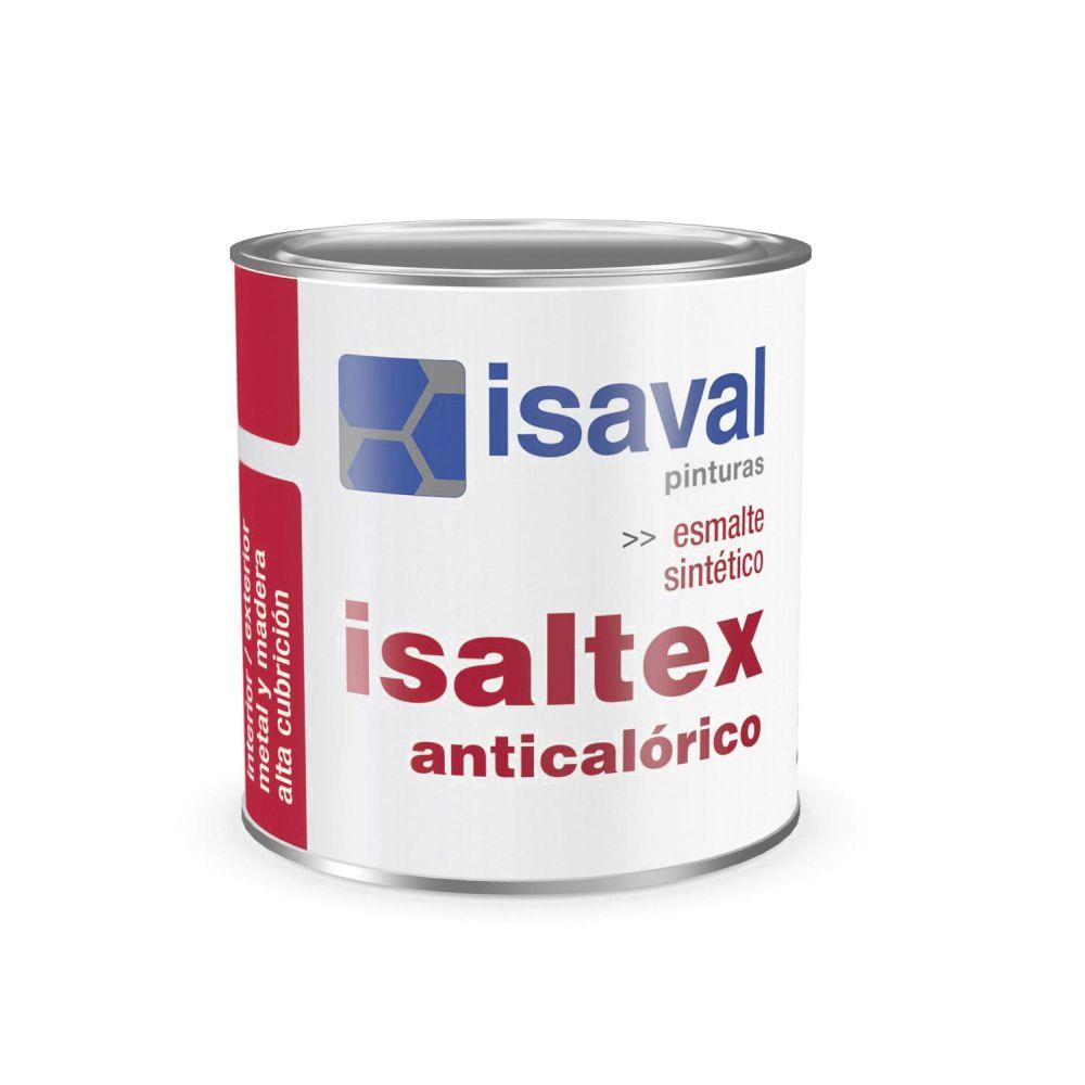Isaltex Aluminio anticalórico. Esmalte a base de resina de silicona de Pinturas Isaval