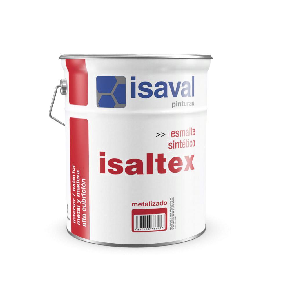 Isaltex Esmalte metalizado. Esmalte sintético altas prestaciones de Pinturas Isaval