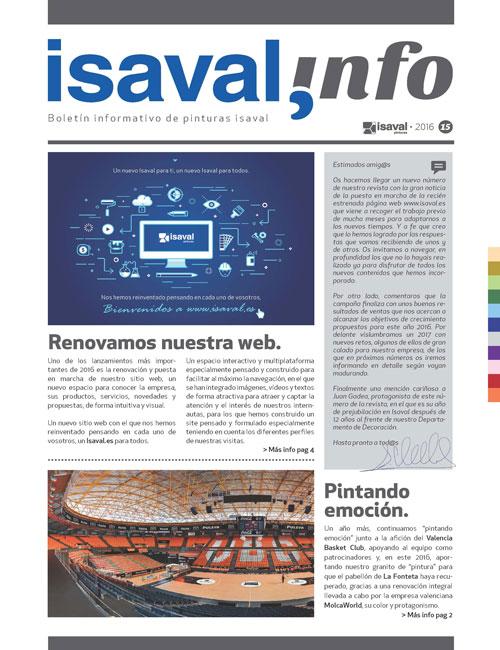 Isaval Info – Boletín 15
