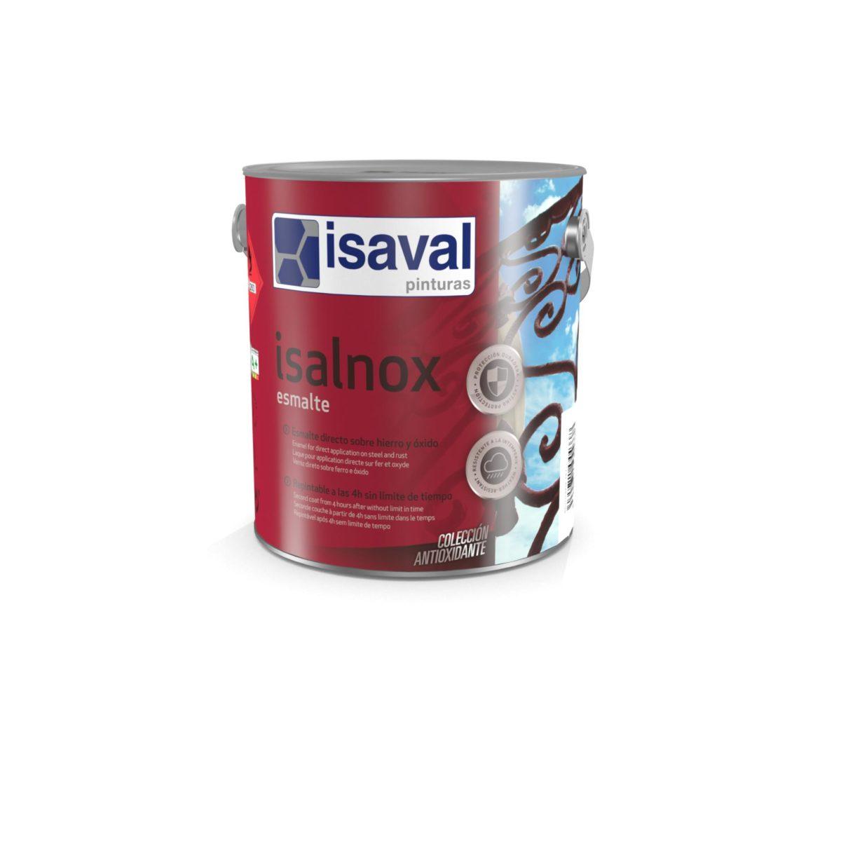 Isalnox Esmalte antioxidante de Pinturas Isaval
