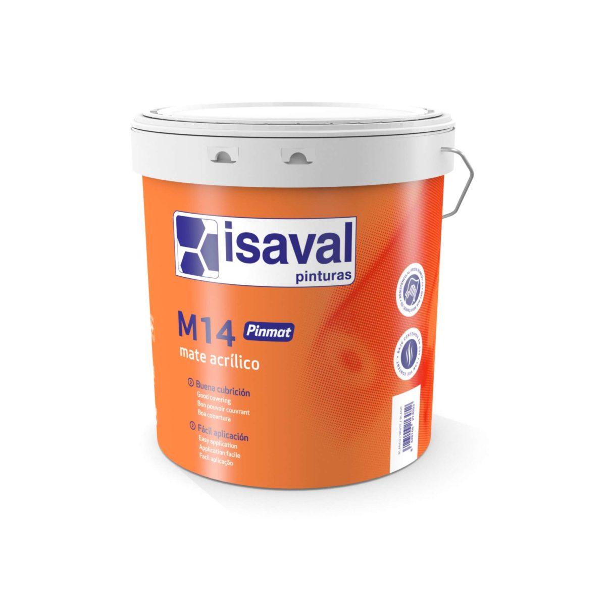M14 Pinmat de Pinturas Isaval