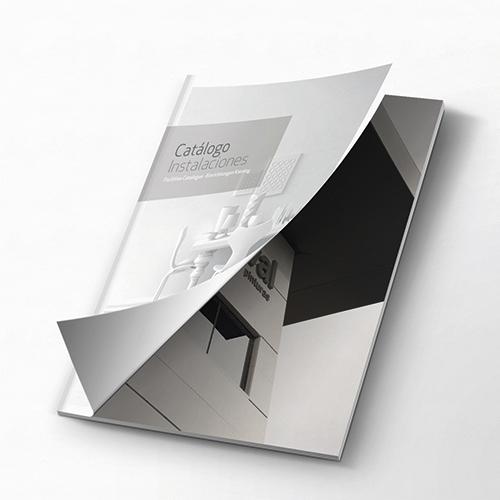 Nuevo catálogo de Instalaciones.