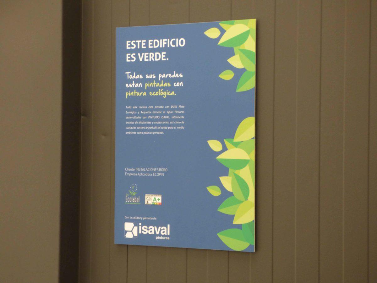 La empresa Instalaciones Boro inaugura su sede más sostenible con Duin Ecológico