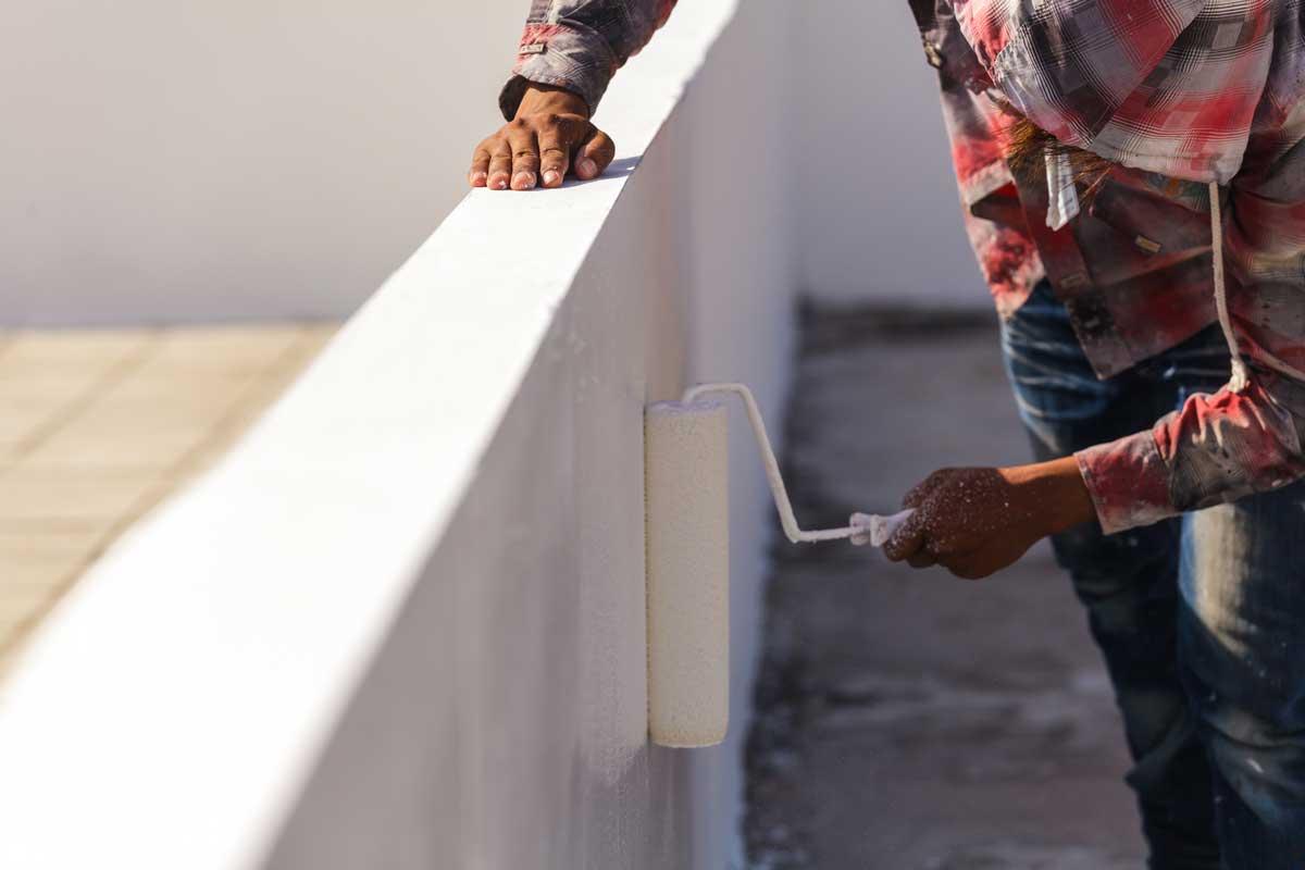 Pinturas y tratamiento fachadas isaval