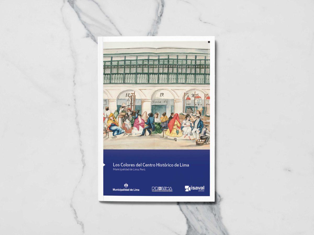 """Presentación del libro """"Los Colores del Centro Histórico de Lima"""""""