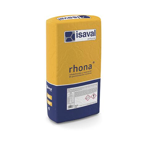 Rhona MA-510. Mortero autoniv.cement. CT-C20-F6-A22 de Pinturas Isaval