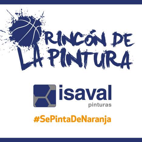 Pinturas Isaval patrocinador principal Valencia Basket – Cedevita Zagreb
