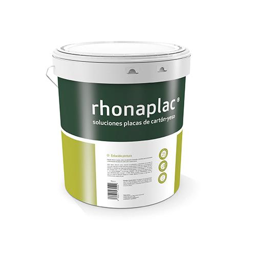 Rhonaplac Enlucido pintura, mixto y proyectable. Pinturas Isaval