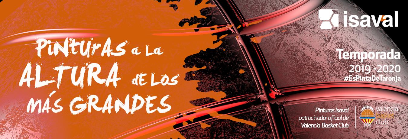 patrocinador valencia basket