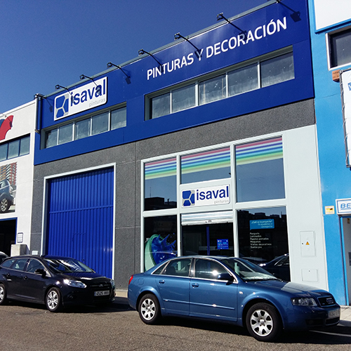 Isaval tiendas – Apertura de Zaragoza