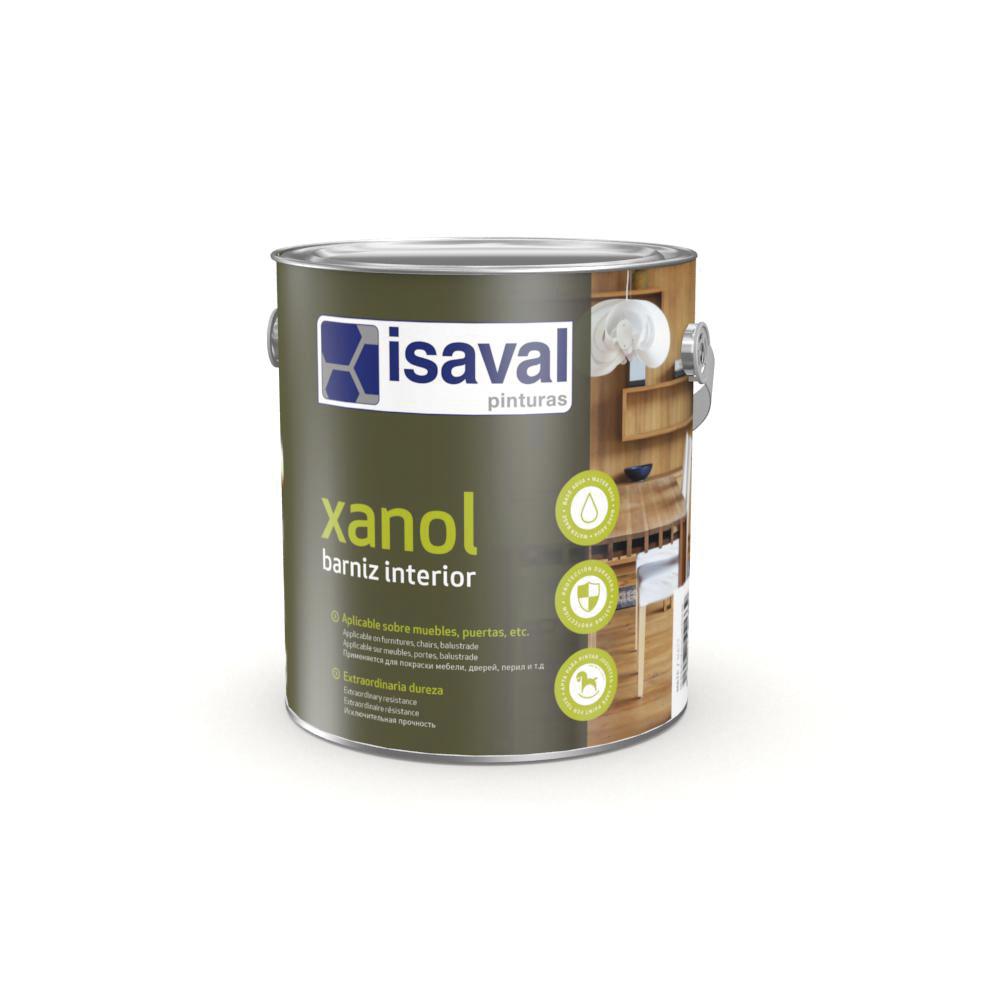 Xanol Barniz interior de poliuretano de Pinturas Isaval