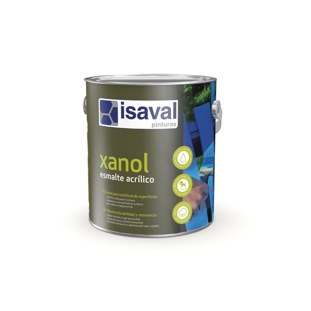 Xanol Esmalte acrílico-poliuretánico de Pinturas Isaval
