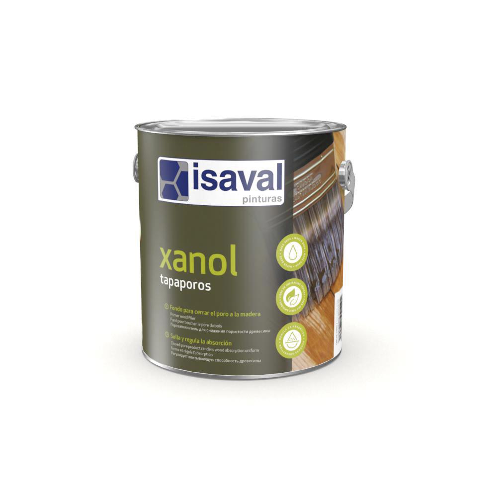 Xanol Tapaporos. Fondo de poliuretano de Pinturas Isaval