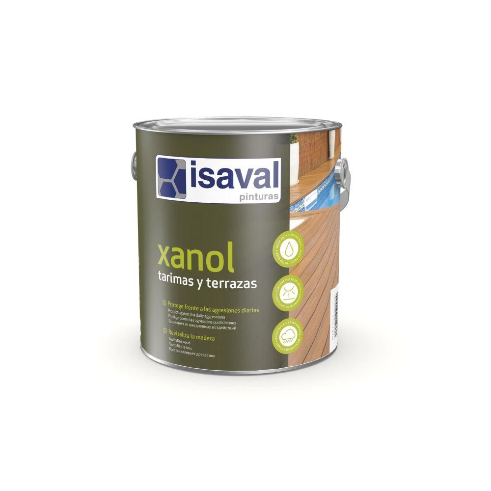 Xanol Tarimas y terrazas. Barniz a poro abierto de Pinturas Isaval