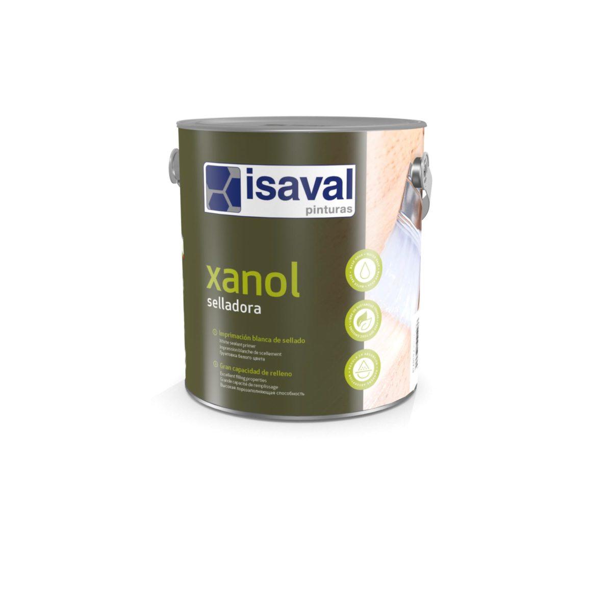 Xanol Selladora. Selladora alquídica de Pinturas Isaval