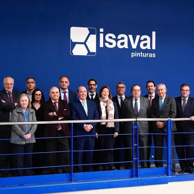 Isaval alberga la junta directiva de AVE en su Sede Central.