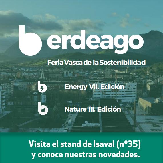 Exponemos en Berdeago – Energy, Durango.