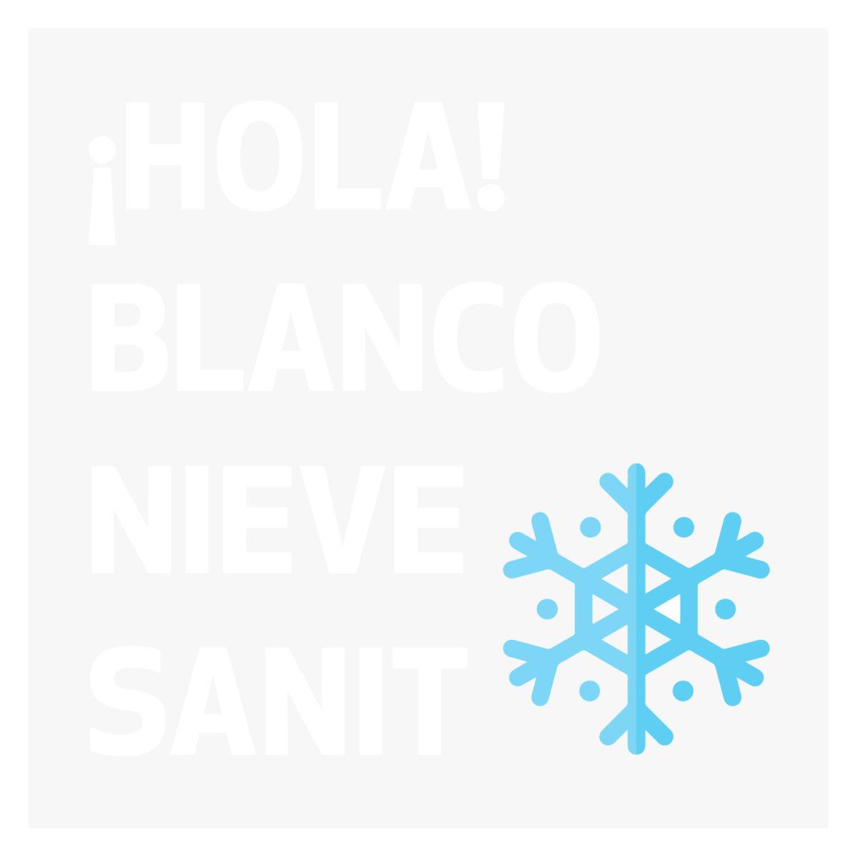 El espíritu invernal llega a Isaval con las fórmulas Blanco Nieve Sanit