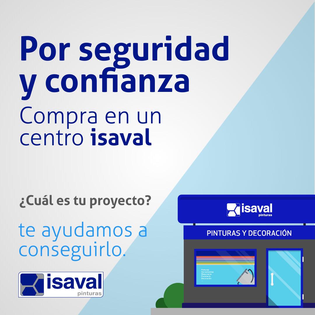 Comprar en un centro de distribución Isaval – Asesoramiento con seguridad.