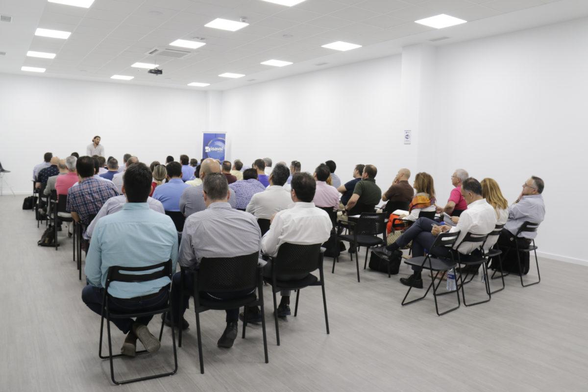 Convención anual de red de ventas Isaval.