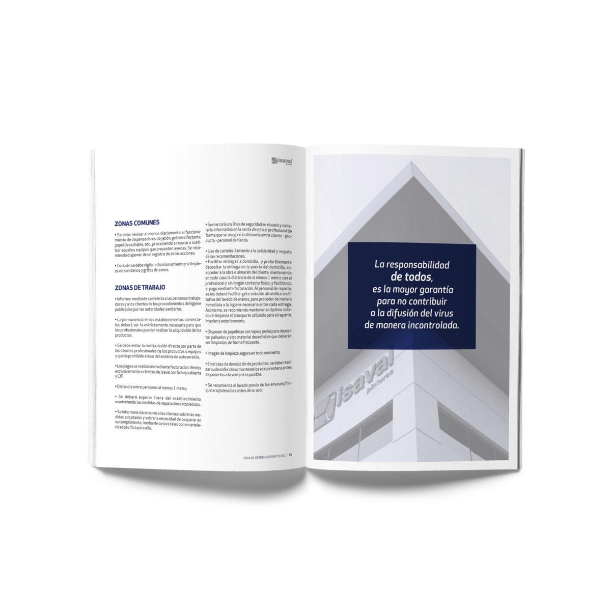Publicamos un «Manual de Buenas Practicas» para combatir el Covid-19