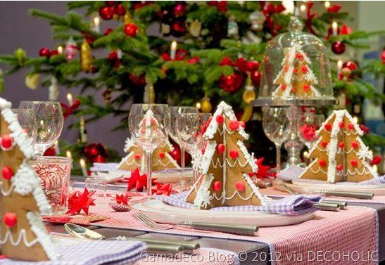 Consejos De Navidad Decorar La Mesa Isaval