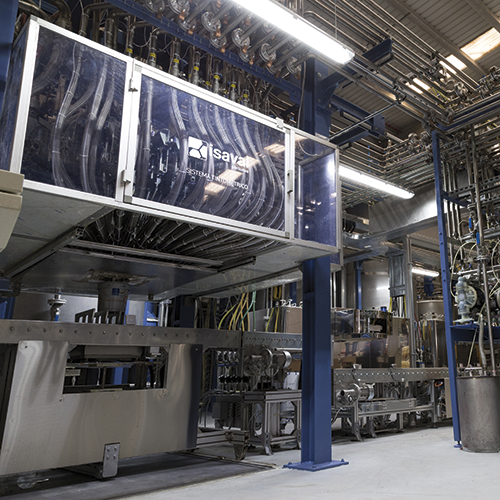 Nueva instalación in plant de Tintometría industrial.