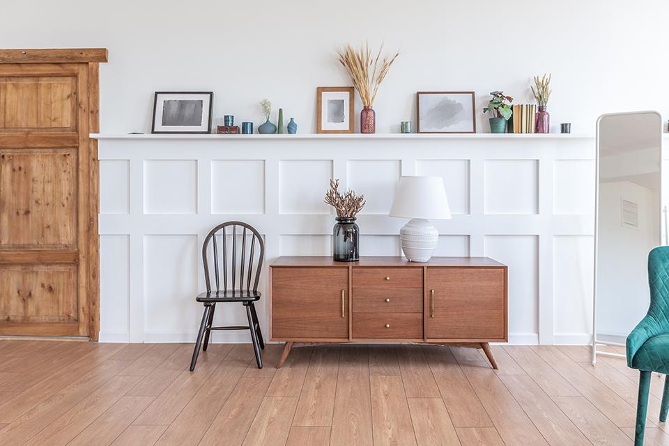 Interiores limpios e inocuos. Pintura ecológica para interior.