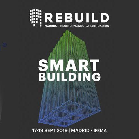 Participamos en Rebuild EXPO 2019 – Innovación construcción.