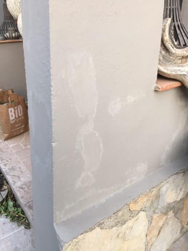 mancha blanca salitre fachadas - como evitarlas