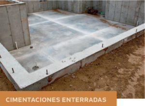 Humedades en cimentaciones enterradas