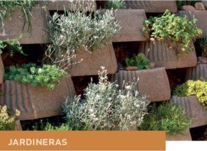 Humedades en jardineras